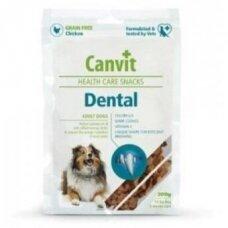 Skanėstai šunims CANVIT Dental, 200 g
