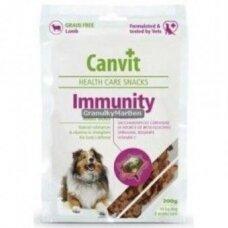 Skanėstai šunims CANVIT Immunity, 200 g