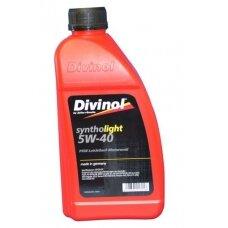 Syntholight DIVINOL 5W40 1 l SN/CF, MB 229.3, VW 505.00, GM-LL-B-025