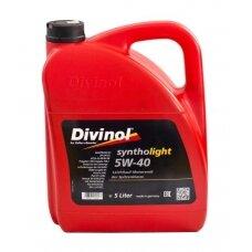 Syntholight DIVINOL 5W40 5 l SN/CF, MB 229.3, VW 505.00, GM-LL-B-025