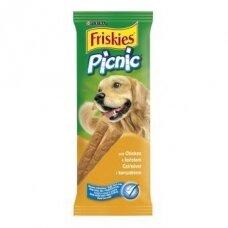 Užkandis šunim FRISKIES Picnic, su jautiena, 42 g