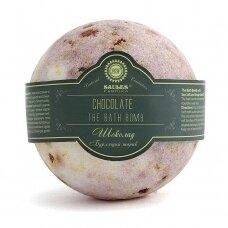 "Vonios bomba ""Chocolate"" Saules Fabrika, 145 g"