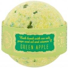 "Vonios bomba ""Green apple"" Saules Fabrika, 145g"