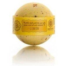 "Vonios bomba ""Lemon"" Saules Fabrika, 145 g"
