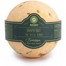"Vonios bomba ""Grapefruit"" Saules Fabrika, 145 g"