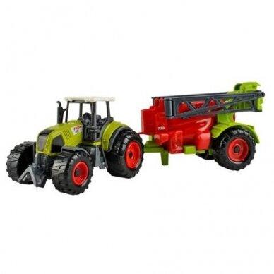 Žemės ūkio technikos rinkinys 2
